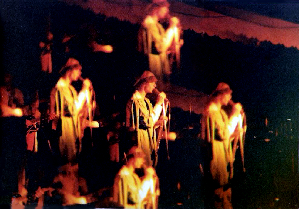 """Myron"" performed live 1981"