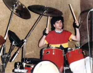 Gerry North Cannizzaro- Feb 1988 - Tularosa Ave, Silver Lake, CA