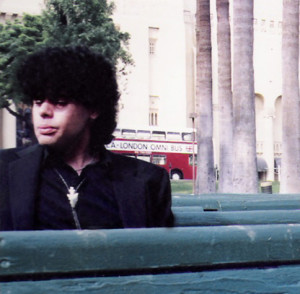 Parousia photo session - McArthur Park Jan. 1989