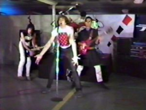 Parousia clip from the 'KEEP RUNNING' video - 1984 - 'See it'...