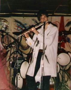 Love, Lust & Wreckage show at Broadway Joe's  - Valentine's Day  1986