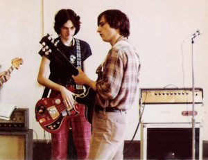 All Saints School Winter rehearsal - 1976 Mike Newell & John McGovern