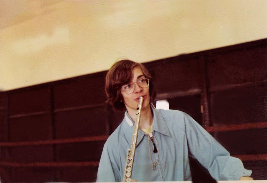 (7) Patt Connolly Flute 1976