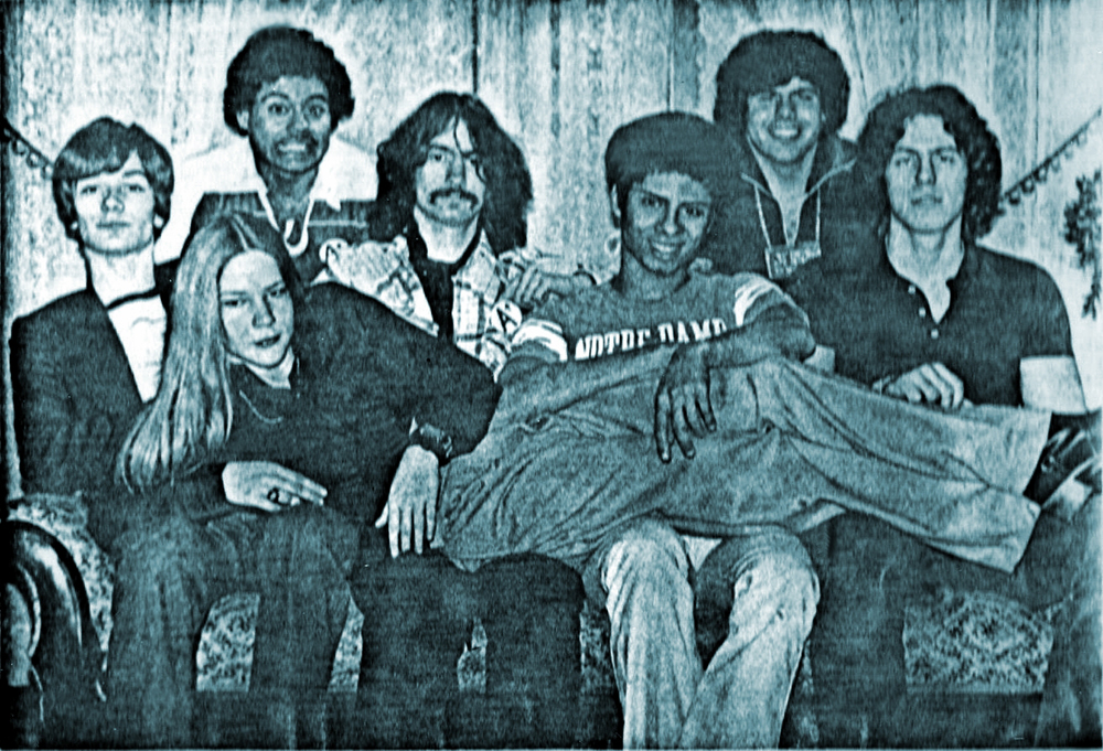 The New Parousia: Kim Watts, Patt Connolly; Barry & Gerry Cannizzaro, Garth Huels, Robert Lowden, Dave Maltbie