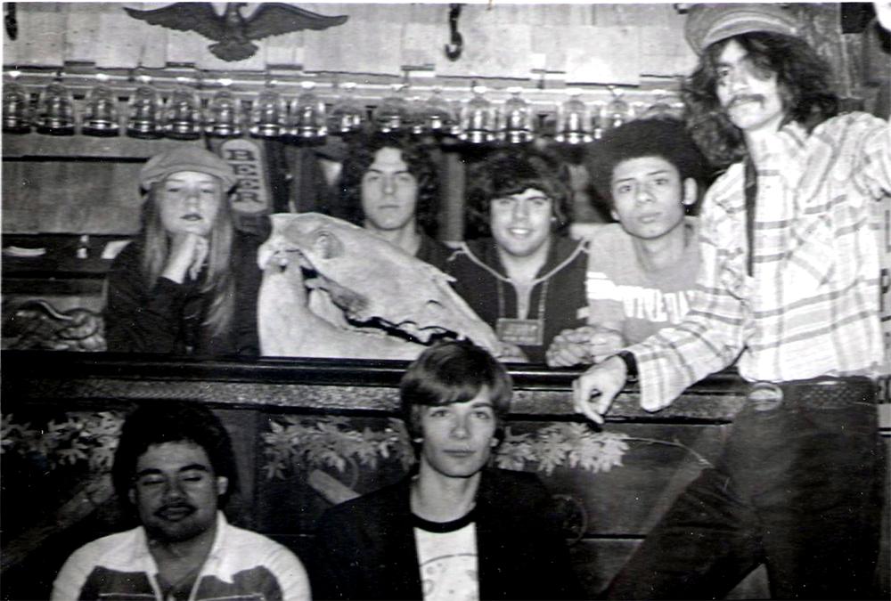 Parousia in Kim Watts' Kenmore NY basement 1979