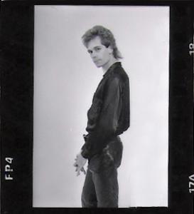 Patt Connolly - Parousia Los Angeles photo session 1988