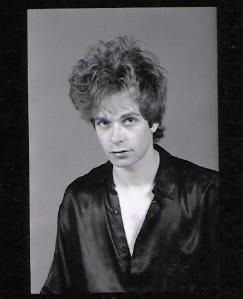 Patt Connolly - Parousia Los Angeles photo session 1989