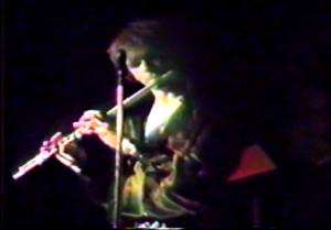 Patt Connolly at Club 88, West L.A., CA. Feb. 17, 1989