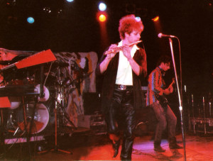 Patt Connolly at the Roxy,  Sunset Strip - June 4, 1989