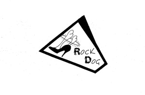 'Turnaround' relased Oct.1987 on 'Rock Dog Records' label (Art design by Robert Lowden)