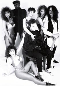 Parousia presents Vrtual Reality promo pic2 1991