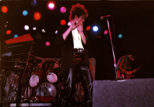 Patt Connolly at The Roxy Theater, W. Hollywood, CA - 06.04.1989