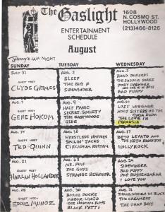 Gaslight 08.10.1988