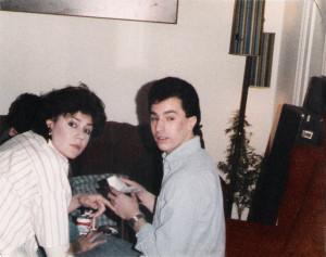 Anne & Mark 1984