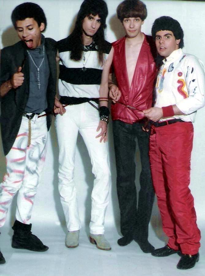 (8) Keep Running Pomo pics - 1984