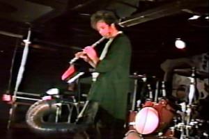 Patt Connolly at Bogarts, Long Beach Marina -  June 18, 1989