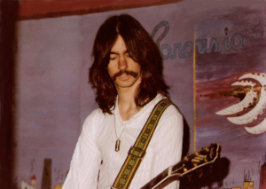 Garth Huels - Lead Guitar & Vocals - McVan's November 22, 1978