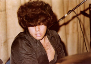 Gerry Cannizzaro - I can't reach my mallets!