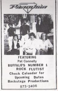March Buffalo Backstage mag_1981