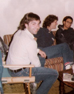 The big post-production party hosted by Gregg FIlippone. Sept. 1984