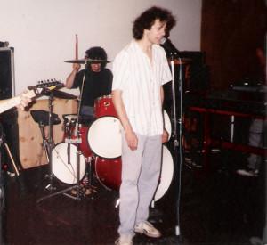 Patt Connolly - Dec 1989 - Uncle Rehearsal studios