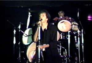 Patt Connolly at Goodies Yorba Linda, CA. - April 17, 1990