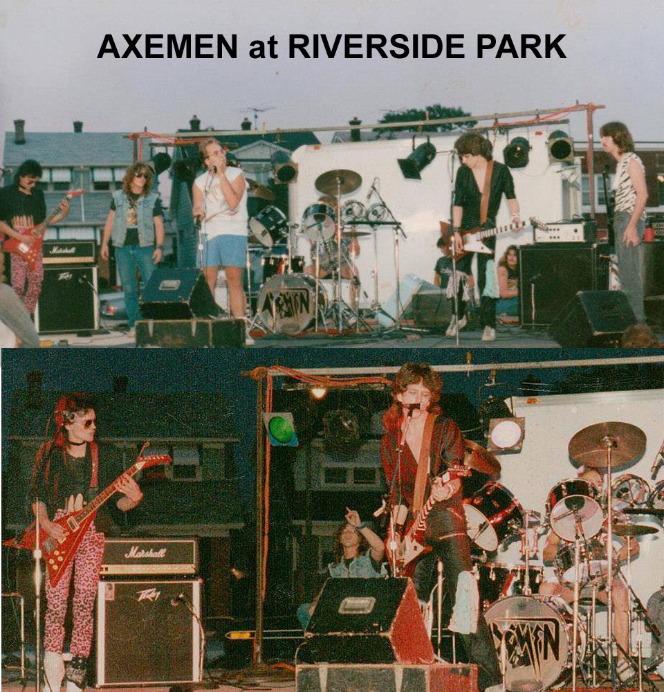 Axemen - Riverside Park