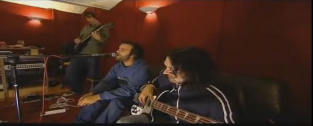 Parousia recording in Dublin (GDFF) 2007