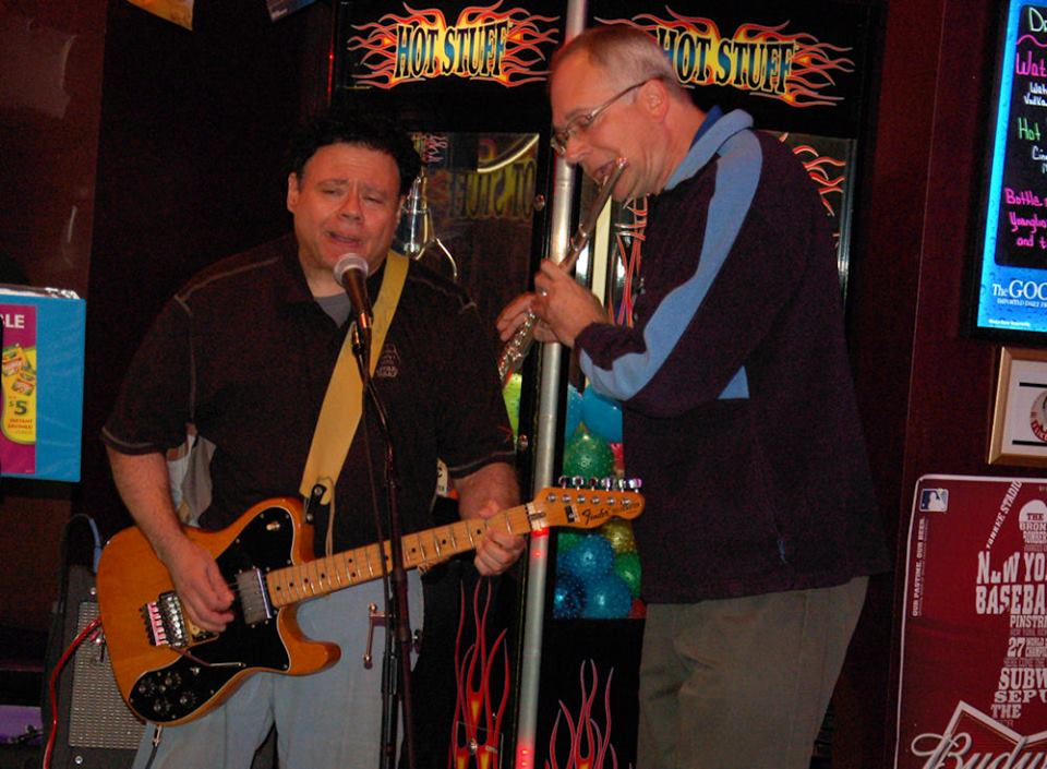 Barry Cannizzaro and Patt Connolly (4) Zebb's 05.20.15