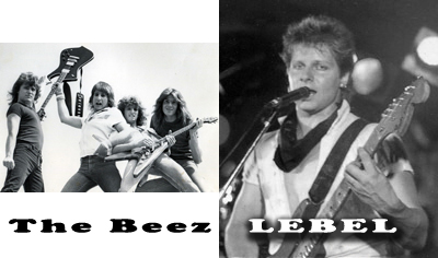 The Beez and Bobby Lebel