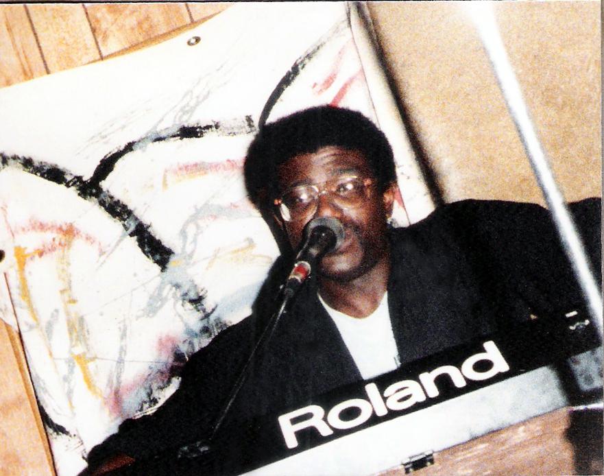 Bill Simms Feb 1988 - Tularosa Dr,  Rehearsal