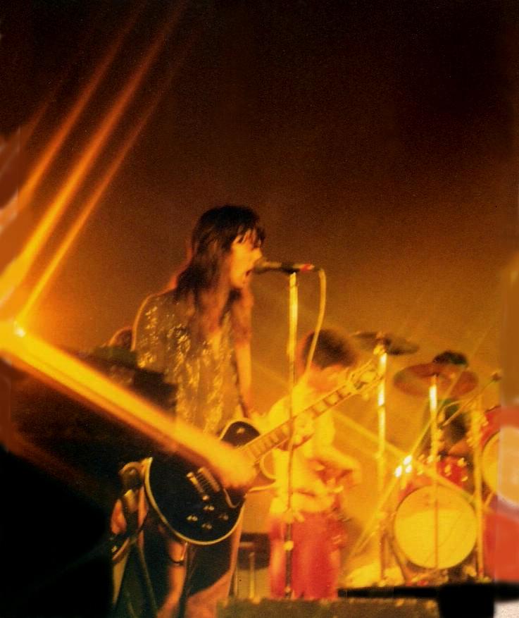 Buff State Social Hall- Fri. Sept. 11th 1981