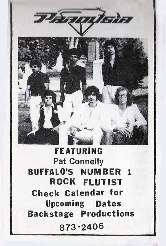 Buffalo Backstage 1981