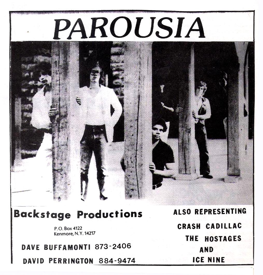 Buffalo Backstage Magazine