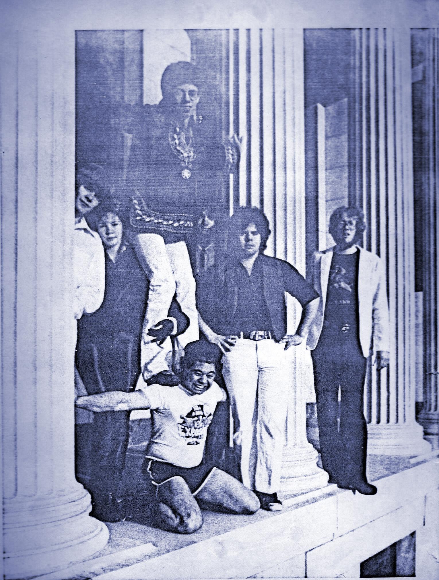 Buffalo Buffalo 'Fab 7' flyer Elmwood ave Art Gallery 05.04.1980 (3)