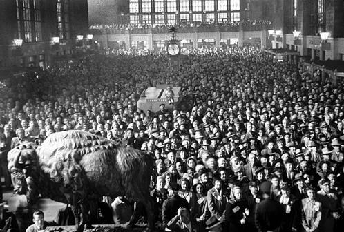 Buffalo Central Terminal 1929
