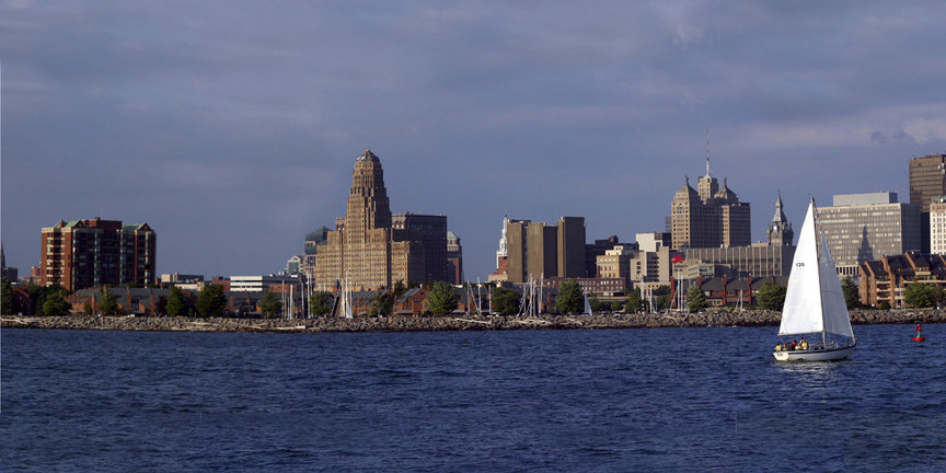 P.S> The Buffalo Waterfront is a much nicer place in the summer!