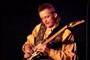 Dudley Taft at Club 88, March 2, 1990