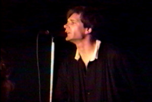 Patt Connolly at Club 88 March 02, 1990