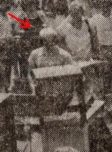 Dave Styn - Lead Roadie and Sound Engineer Aug 1981
