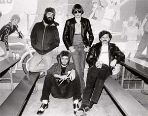Davey and the Crocketts circa 1979