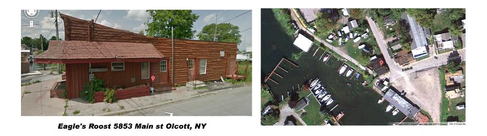 Eagle's Roost 5853 Main st Olcott, NY