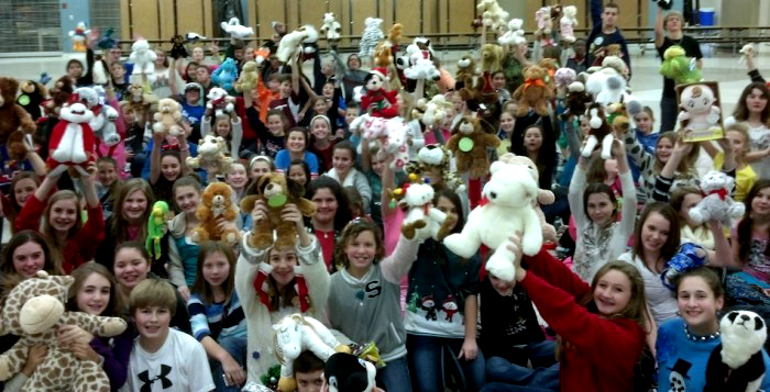 Eighth-grade students brainwashed into following Parousia offer stuffies as sacrifice…
