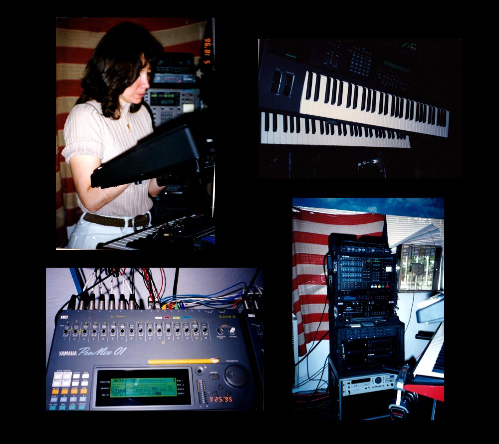 Overdubs and final mix at Saturn Studios, Hollywood, CA. - 1995