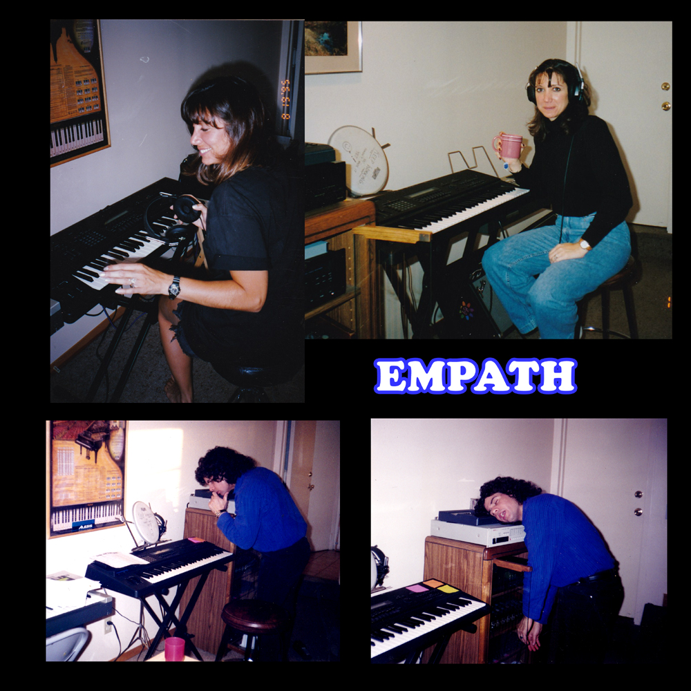 EMPATH: Maria Cuccia And Gerry Cannizzaro, Syosset NY - 1995