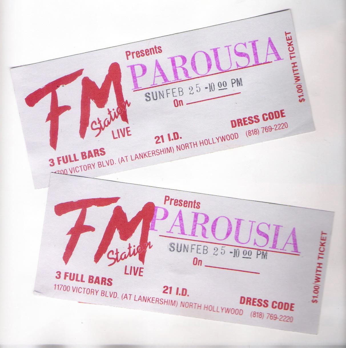 FM Station 02.25.1990