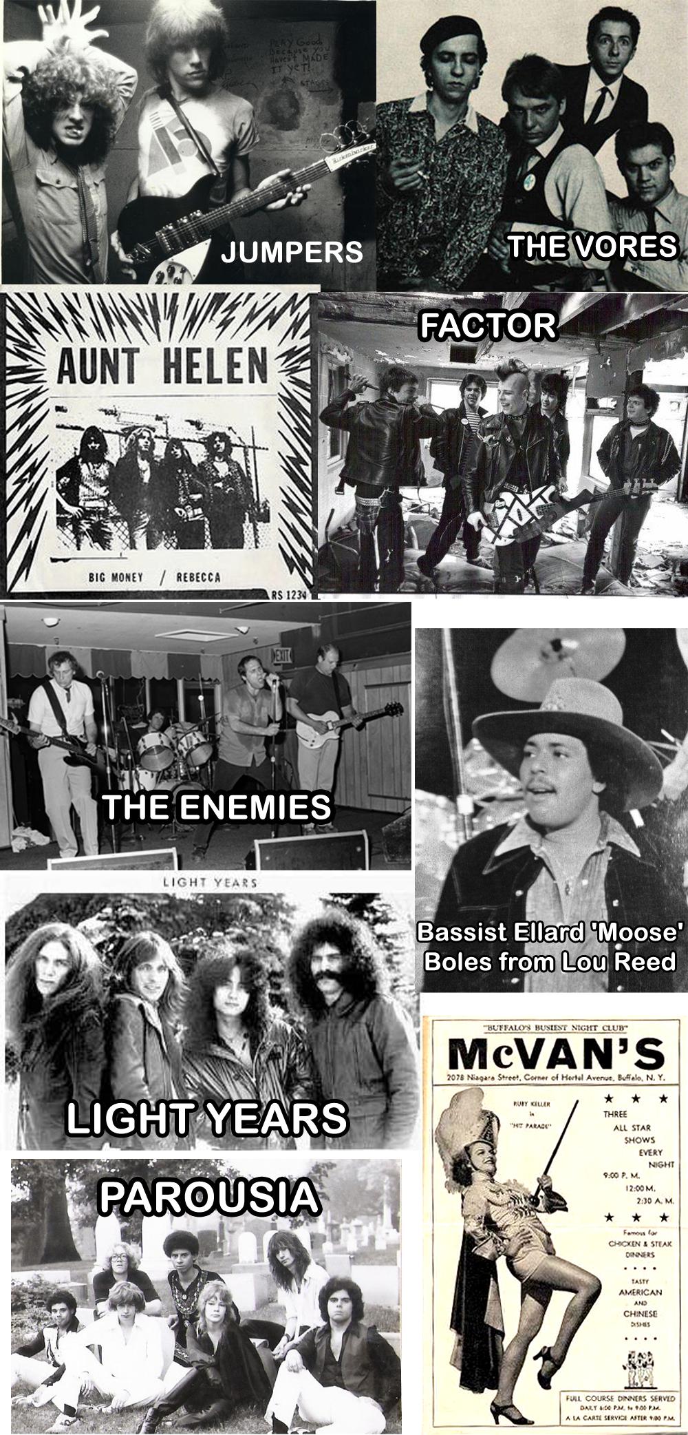 Freeland Buffalo Music Awards 1979