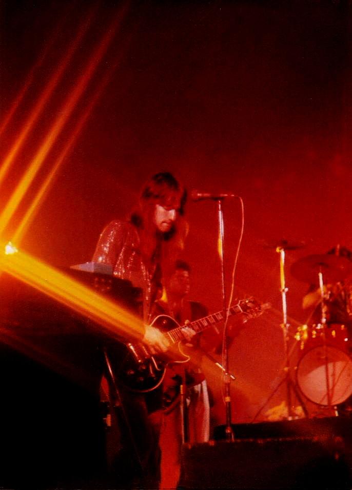 Garth Huels Buff State. Sept. 11th 1981