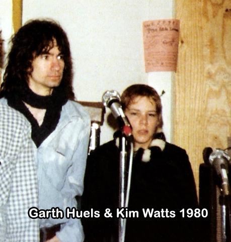 Garth Huels - Kim Watts 1980