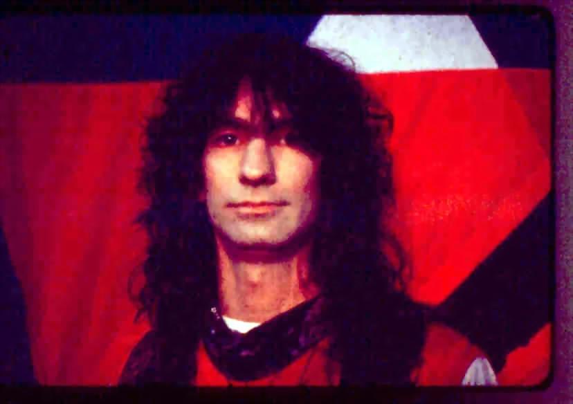 Garth at Chamber 11 -1986